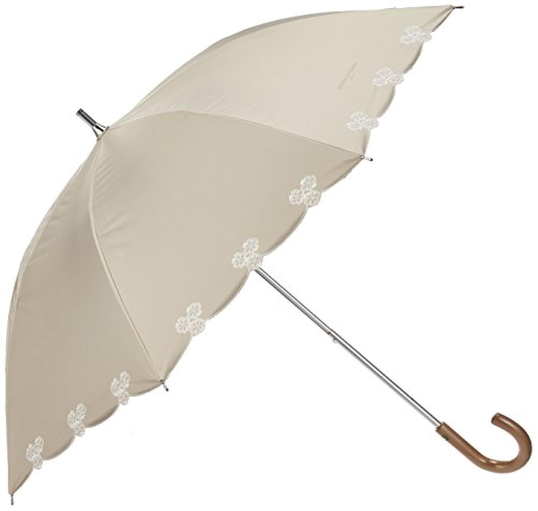 (ムーンバット) MOONBAT ミラショーン ショート傘 (遮熱&遮光) 晴雨兼用傘 スカラー刺繍