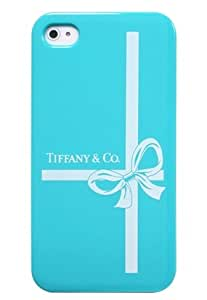 TIFFANY&Co.(ティファニー)iphone4/iphone4S ハード ケース【Tiffany & Co.-A】並行輸入品
