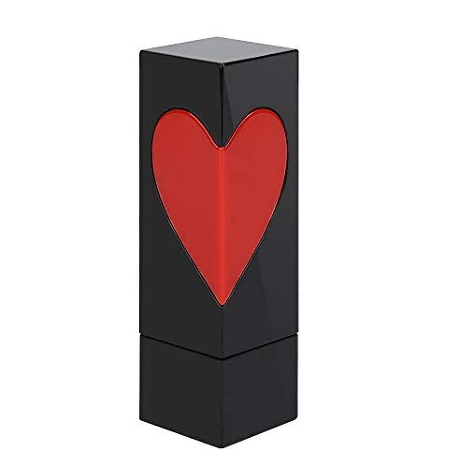 掃除顕現にぎやかSemmeの空の口紅の管、愛の心の空のDIYの口紅の容器の自作の口紅型のリップ?クリームの管(シングルoppバッグ)