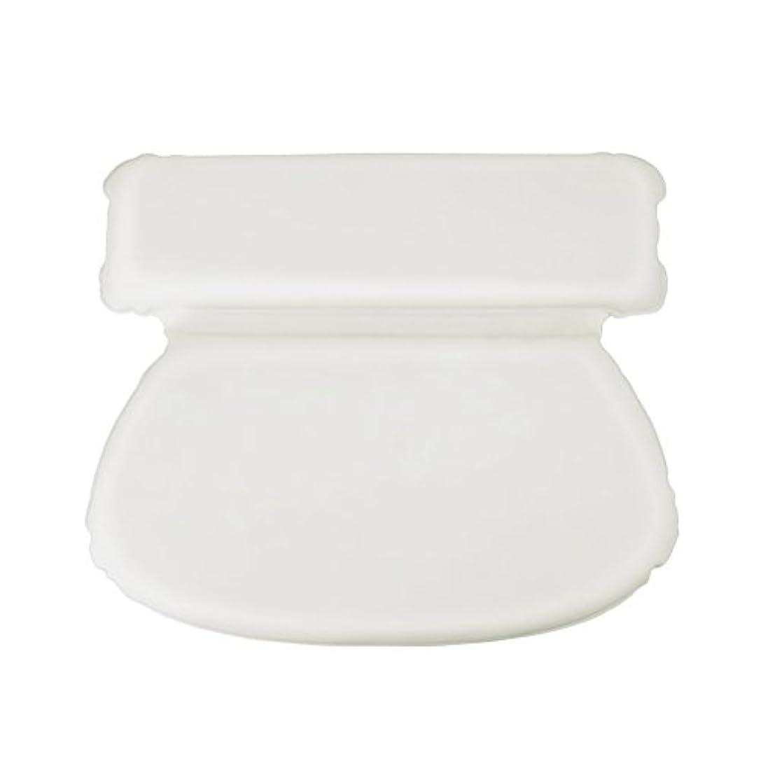 選出する彼女の微生物Lurrose スポンジ浴槽枕吸引バス枕スパヘッドレストアクセサリー用浴室トイレ