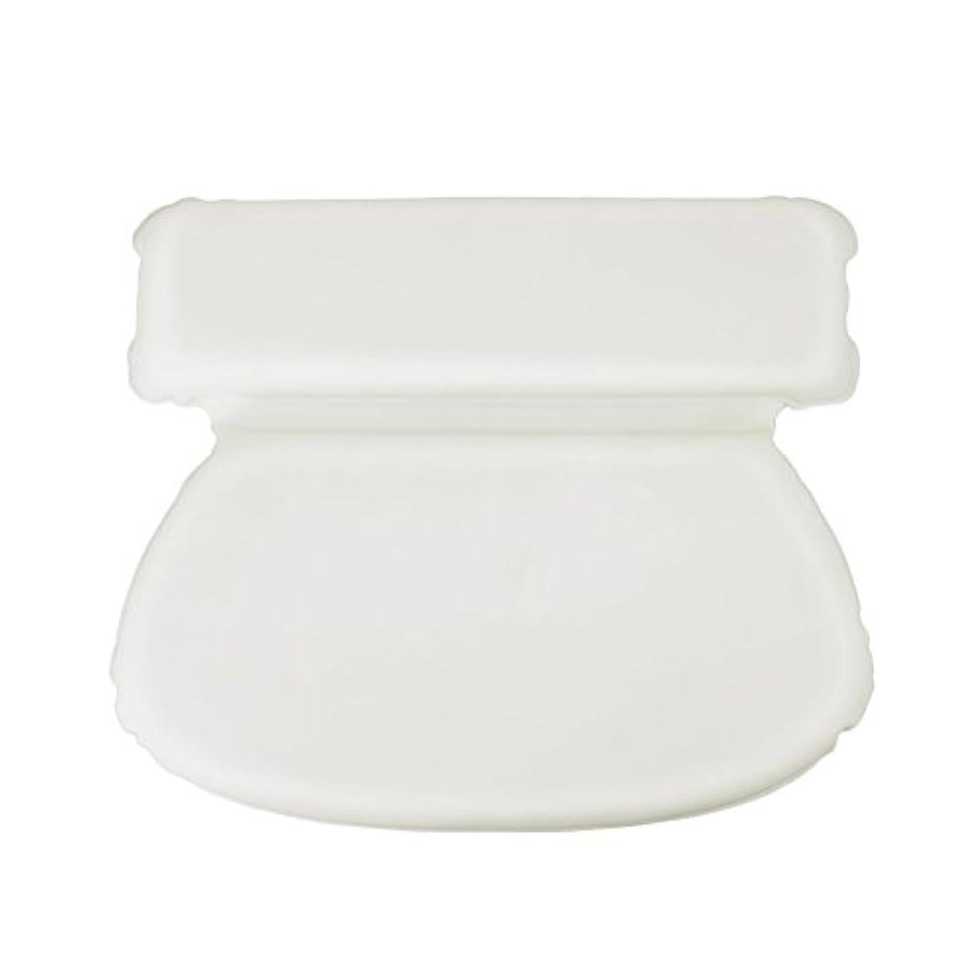 ピニオン恐れるおもちゃLurrose スポンジ浴槽枕吸引バス枕スパヘッドレストアクセサリー用浴室トイレ