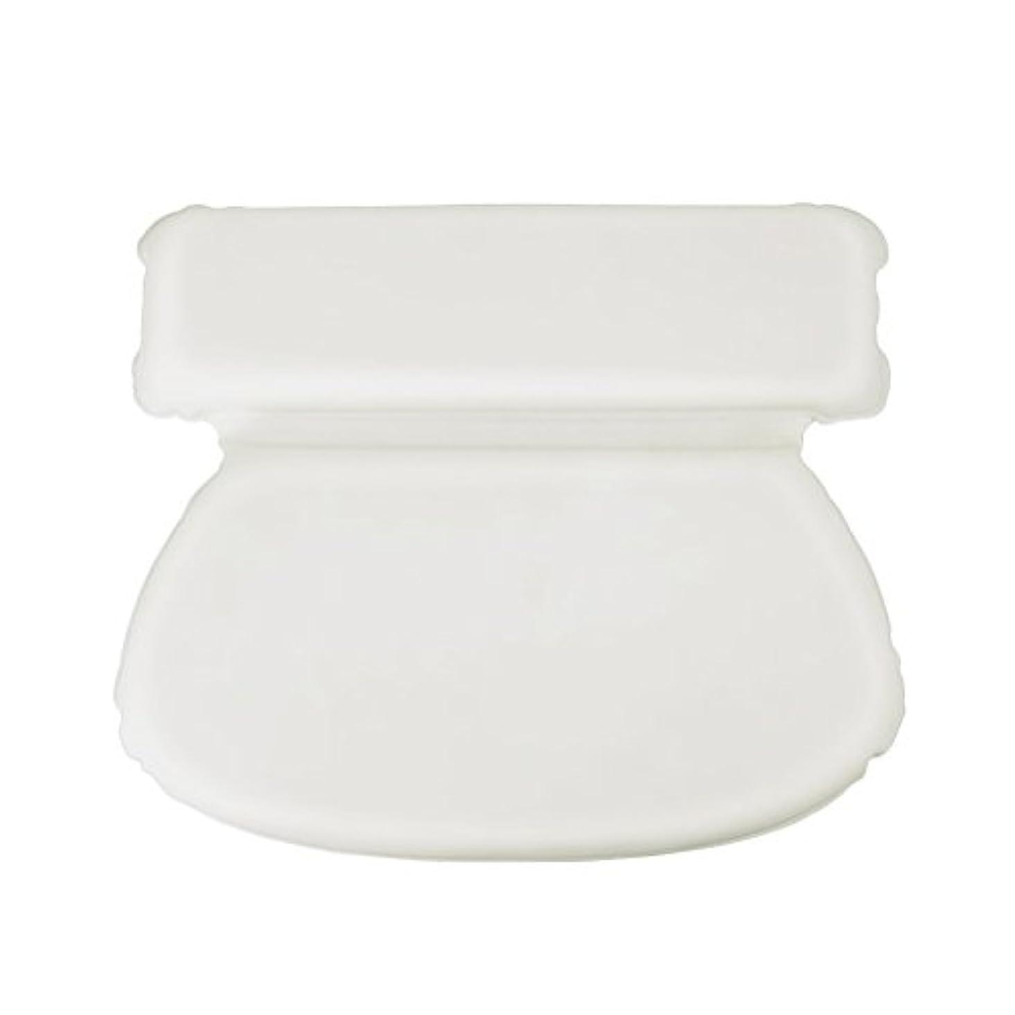 ホールガイド頬Lurrose スポンジ浴槽枕吸引バス枕スパヘッドレストアクセサリー用浴室トイレ