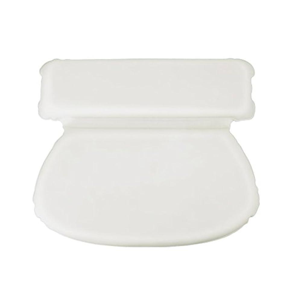 Lurrose スポンジ浴槽枕吸引バス枕スパヘッドレストアクセサリー用浴室トイレ