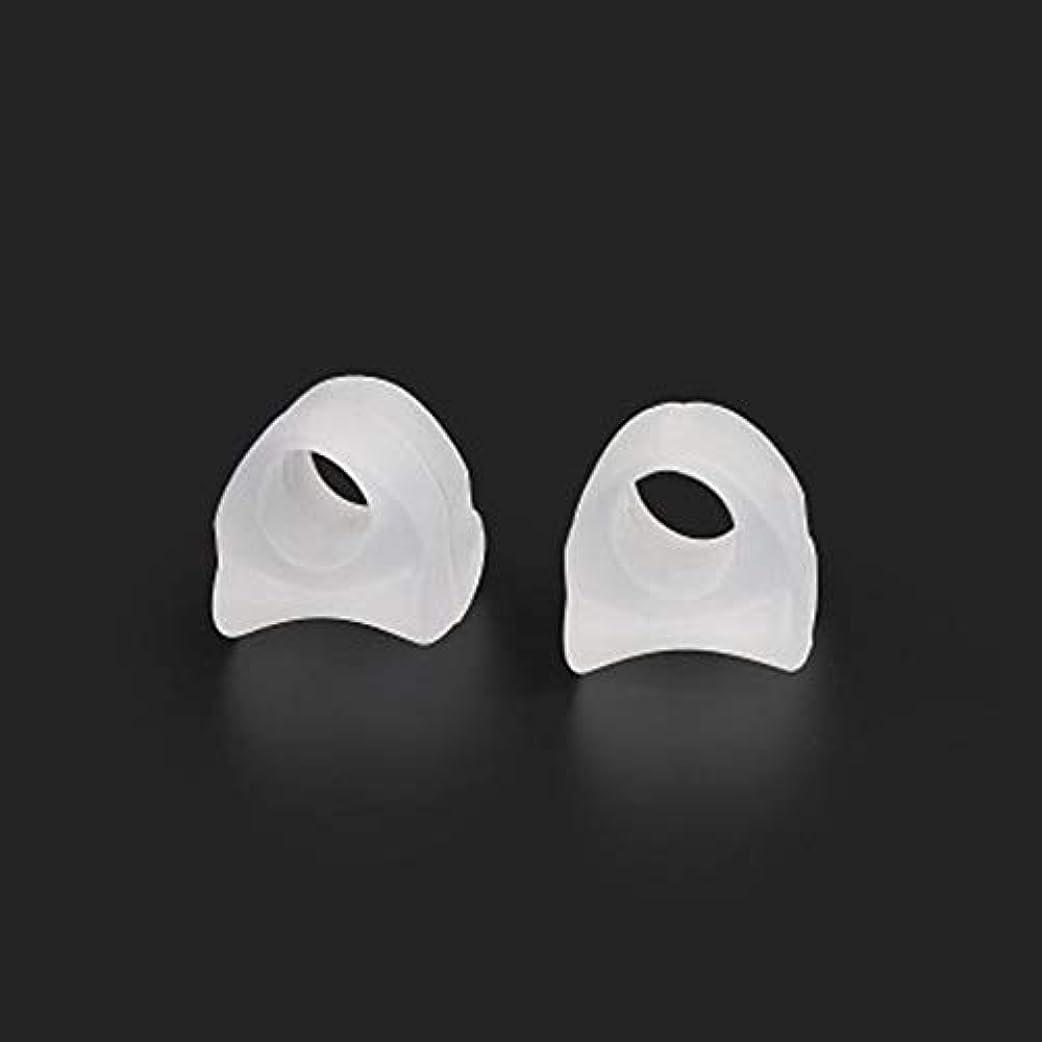 不十分暴動残るAAcreatspace Ring Shape Gel Toe Separator Toe Bunion Hallux Valgus Toe Stretchers for Men and Womenすぐに痛みを軽減するイージーウェア