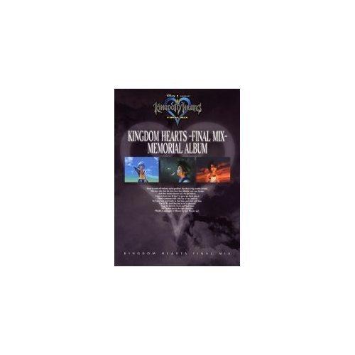 キングダム・ハーツ・ファイナル・ミックス メモリアルアルバムの詳細を見る