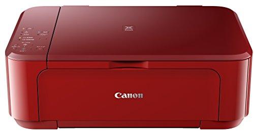 Canon インクジェットプリンター複合機 PIXUS MG3630 RD レッド
