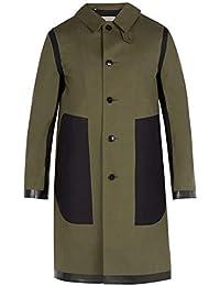 (マッキントッシュ) Mackintosh メンズ アウター コート Contrast-panel bonded-cotton overcoat [並行輸入品]