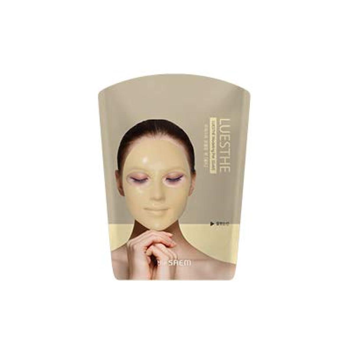 多様性のれん医療の【The Saem】ザセム ルエステ モデリング パット/Luesthe Modeling Pot/韓国コスメ (ゴールド)