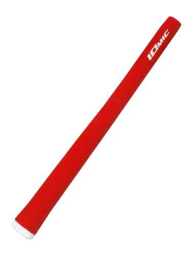 IOMIC(イオミック) ゴルフグリップ X-Grip Type-DAIYA バックライン有 レッド X-Grip Series レッド M60