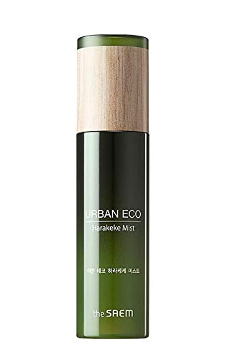 ロータリーブロー容量The Saem Urban Eco Harakeke Mist ザセム アーバン エコ ハラケケ ミスト 100ml [並行輸入品]