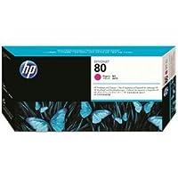 (まとめ) HP80 プリントヘッド/クリーナー マゼンタ C4822A 1個 【×3セット】