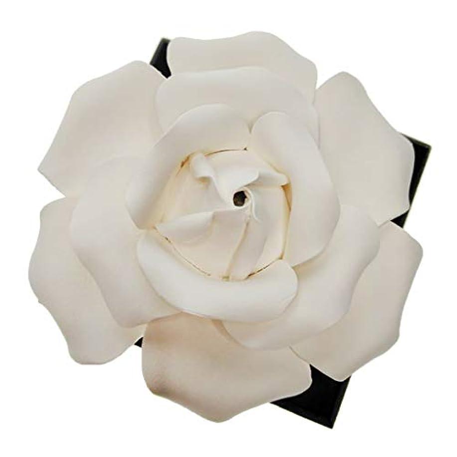 確認してください解釈的組み合わせF Fityle ローズフラワー エッセンシャルオイル 香水 香りディフューザー 装飾品