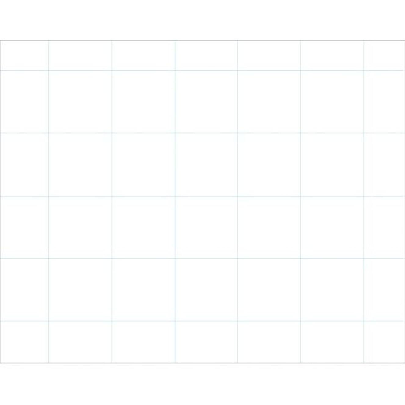比較的スポーツの試合を担当している人ブレンド正方眼シート(10枚組) A4