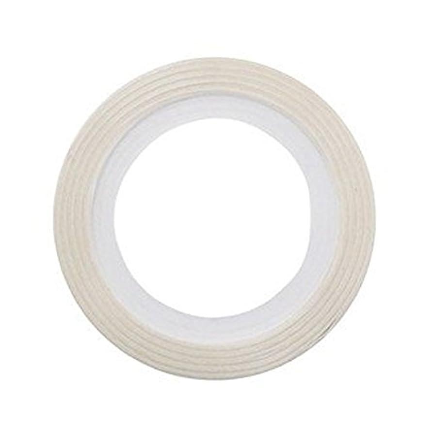 代数アカデミック中性Bonnail ラインテープ ホワイト