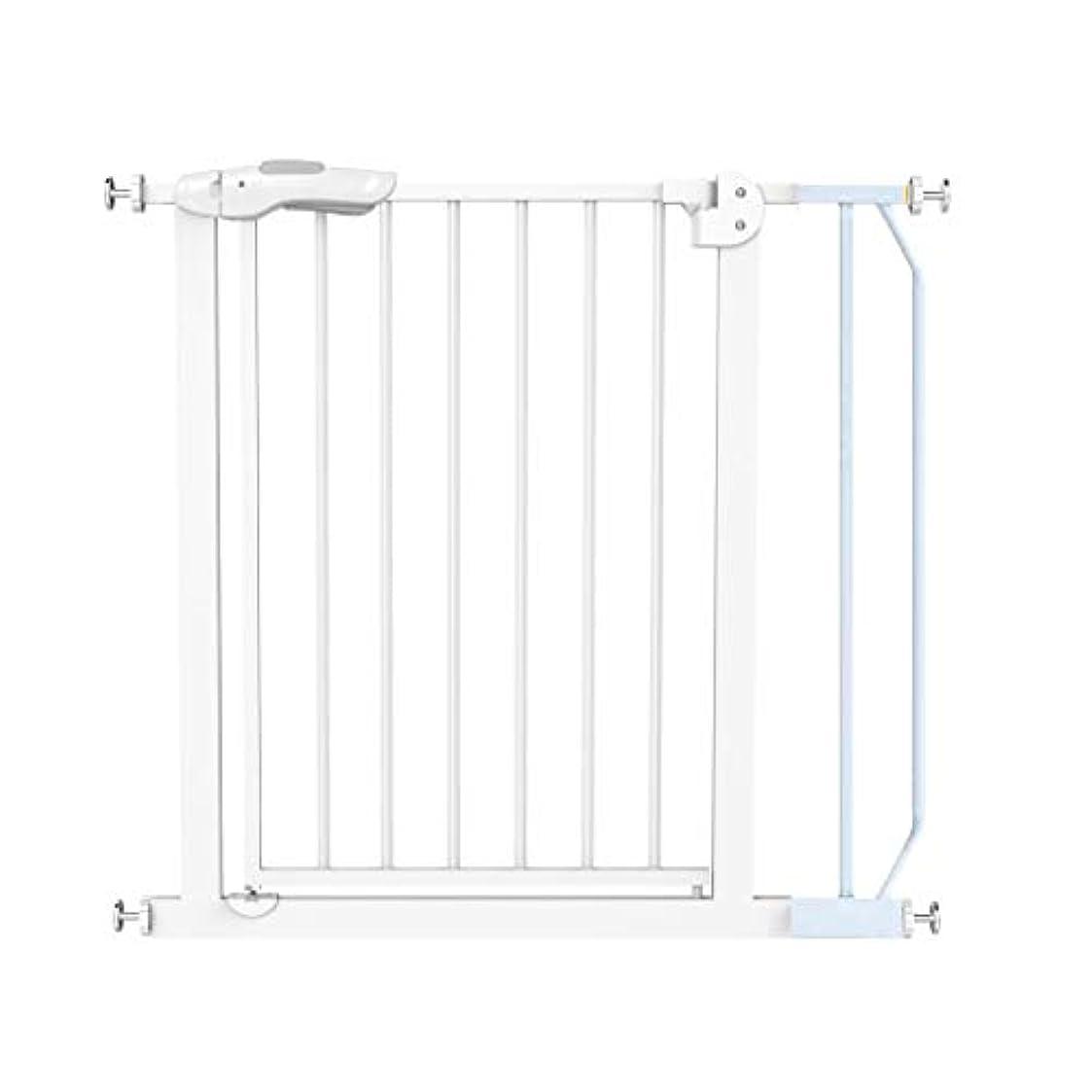 重くするジャーナル今日QIQIDEDAIN 安全ゲート階段フェンス子供安全ゲートフェンスフェンス子供安全フェンス犬ドア柵安全防護階段 (Size : 85-94cm)