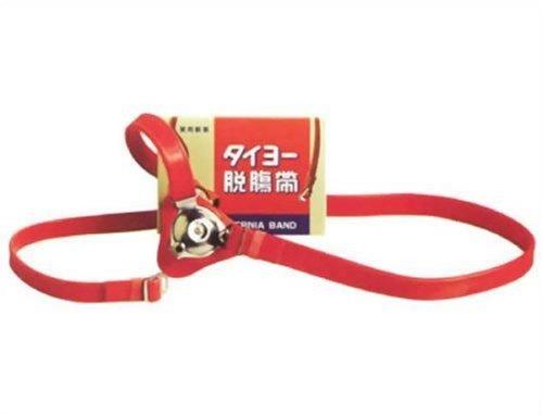 タイヨー 脱腸帯 E号 大人用(腰廻85cm迄)