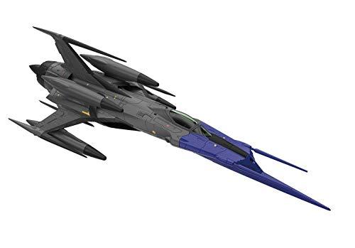 宇宙戦艦ヤマト2202 零式52型改 自律無人戦闘機 ブラックバード 1/72スケール 色分け済みプラモデル