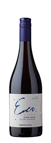 エコ・バランス ピノ・ノワール ビオビオ・ヴァレー 750ml [チリ/赤ワイン/辛口/ミディアムボディ/1本]