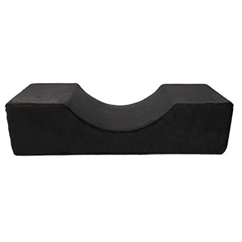 飽和する注入悪名高いBlulux まつげ移植美容枕PUレザー防水まつげ枕移植まつげ枕(opp袋)