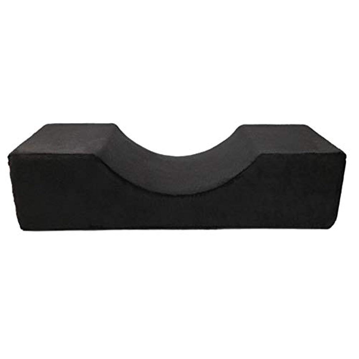 話ヒギンズ大使館Blulux まつげ移植美容枕PUレザー防水まつげ枕移植まつげ枕(opp袋)