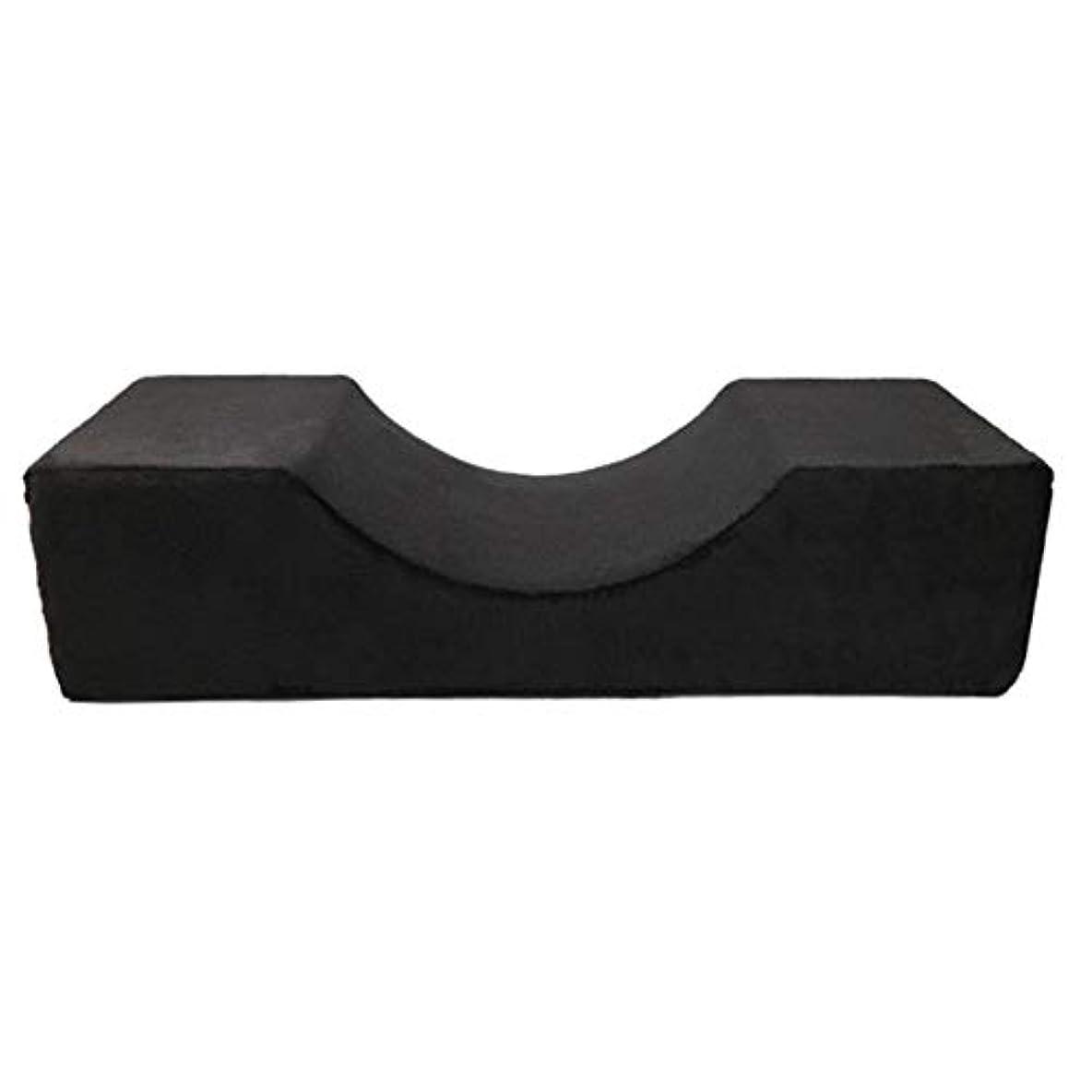 模索失効トロピカルBlulux まつげ移植美容枕PUレザー防水まつげ枕移植まつげ枕(opp袋)