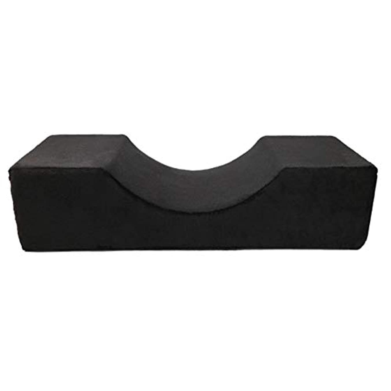 ロードハウスナインへ請求Blulux まつげ移植美容枕PUレザー防水まつげ枕移植まつげ枕(opp袋)