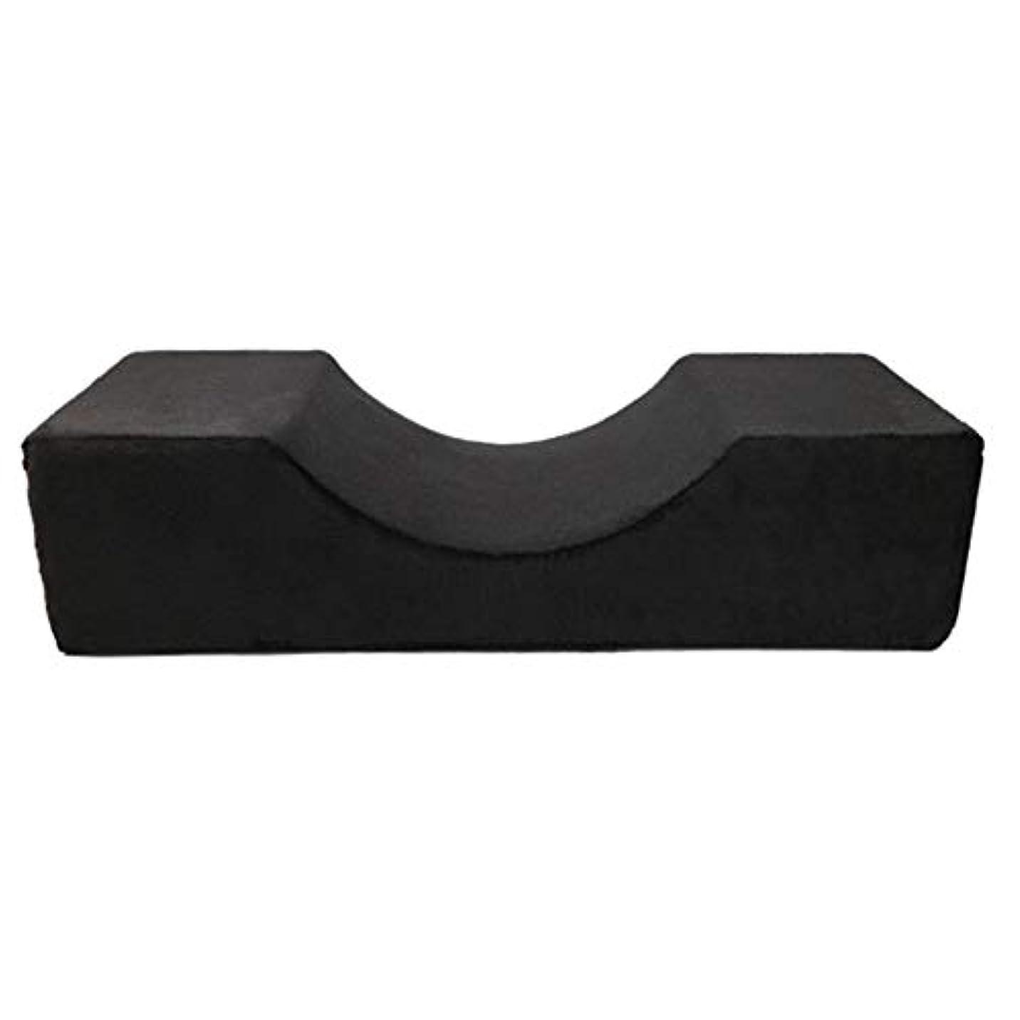 美人のため半径Blulux まつげ移植美容枕PUレザー防水まつげ枕移植まつげ枕(opp袋)