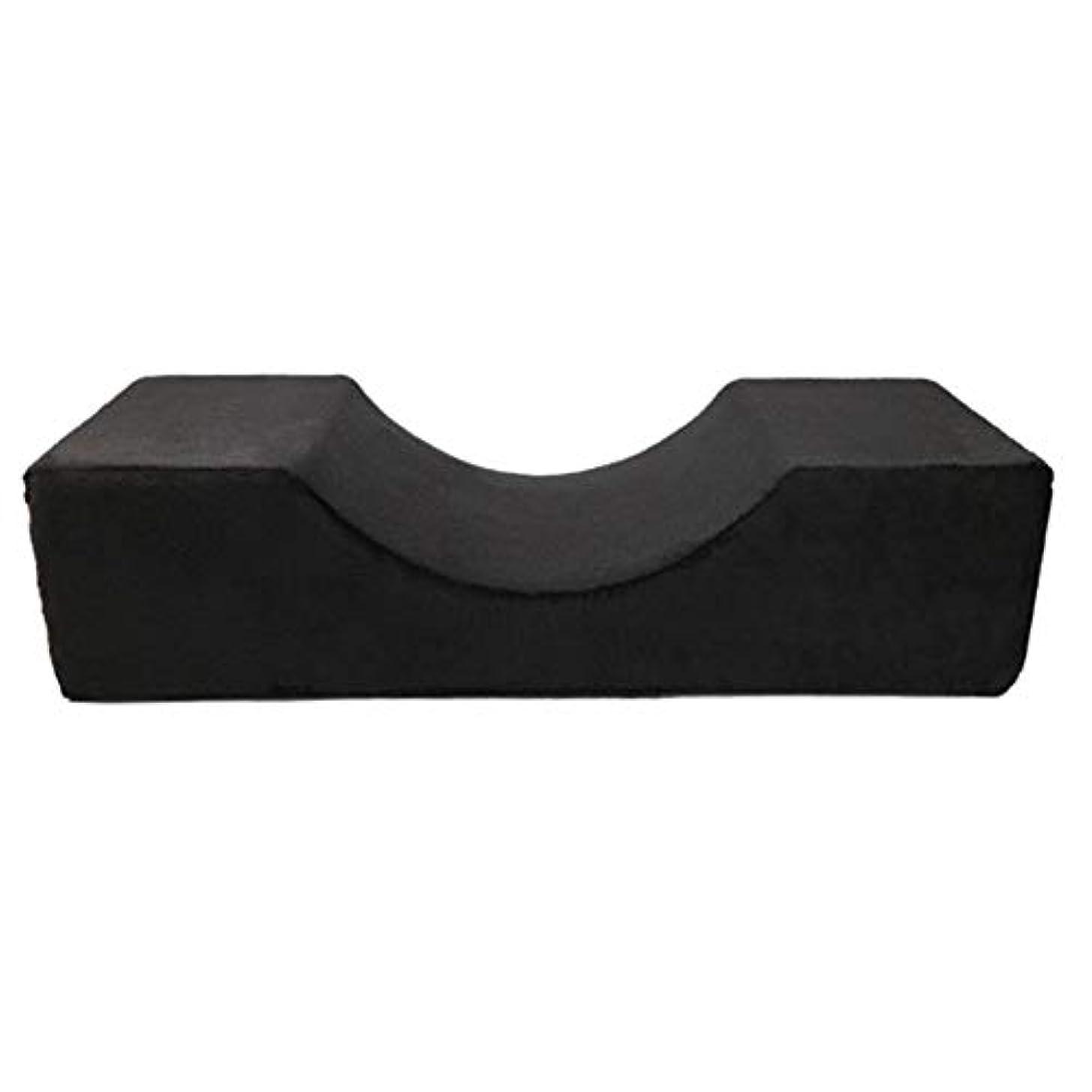 雑多なロマンチックアーティストBlulux まつげ移植美容枕PUレザー防水まつげ枕移植まつげ枕(opp袋)