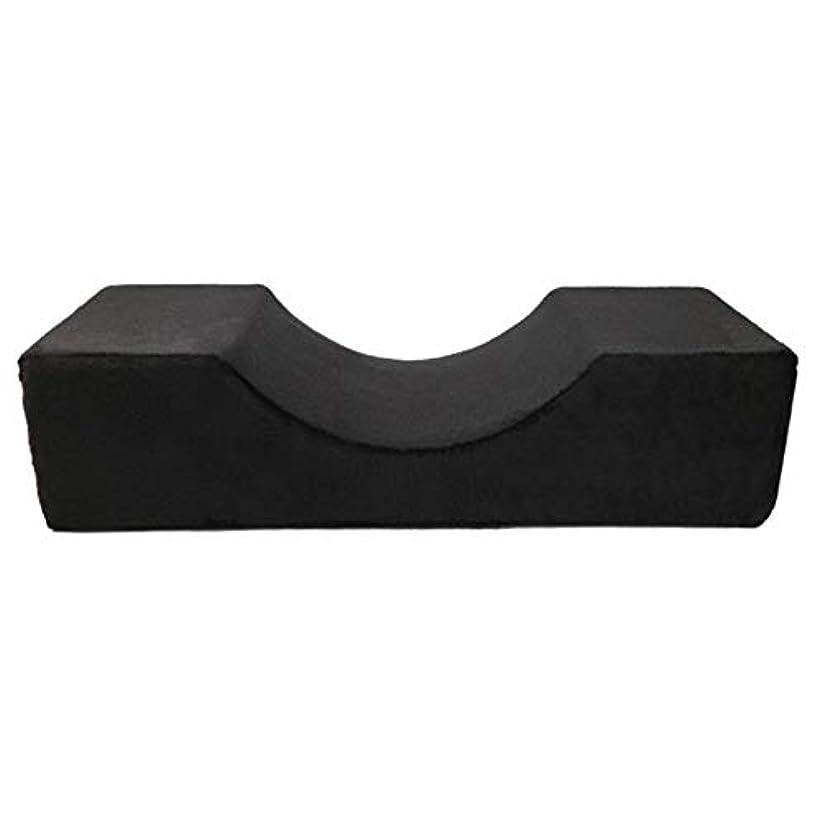 クラシッククラシック寝てるBlulux まつげ移植美容枕PUレザー防水まつげ枕移植まつげ枕(opp袋)
