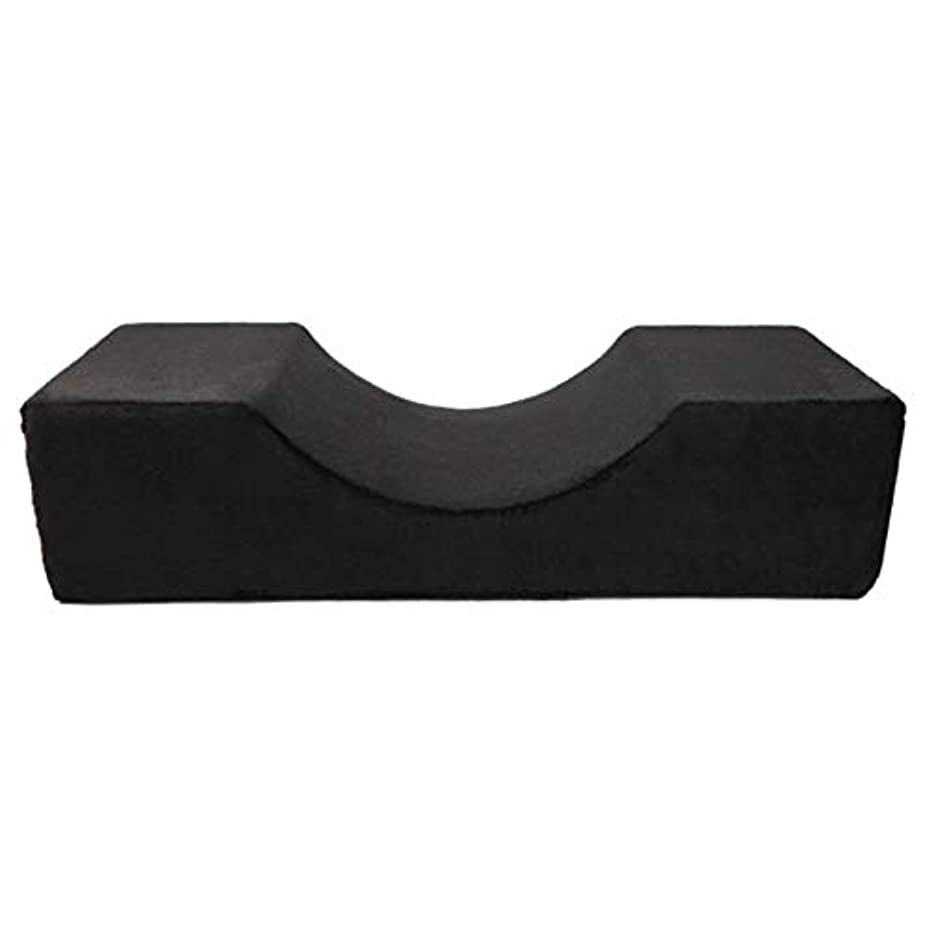 Blulux まつげ移植美容枕PUレザー防水まつげ枕移植まつげ枕(opp袋)