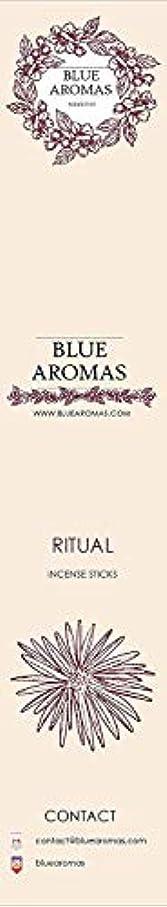 マトロン納屋カップルBlue Aromas Ritual Incense Sticks Agarbatti |Pack of 8, 10 Sticks in Each Pack Incense | Export Quality