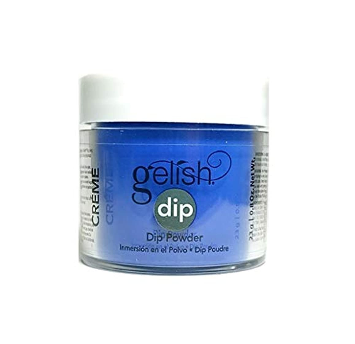 荒涼とした愚かな五十Harmony Gelish - Dip Powder - After Dark - 23g / 0.8oz