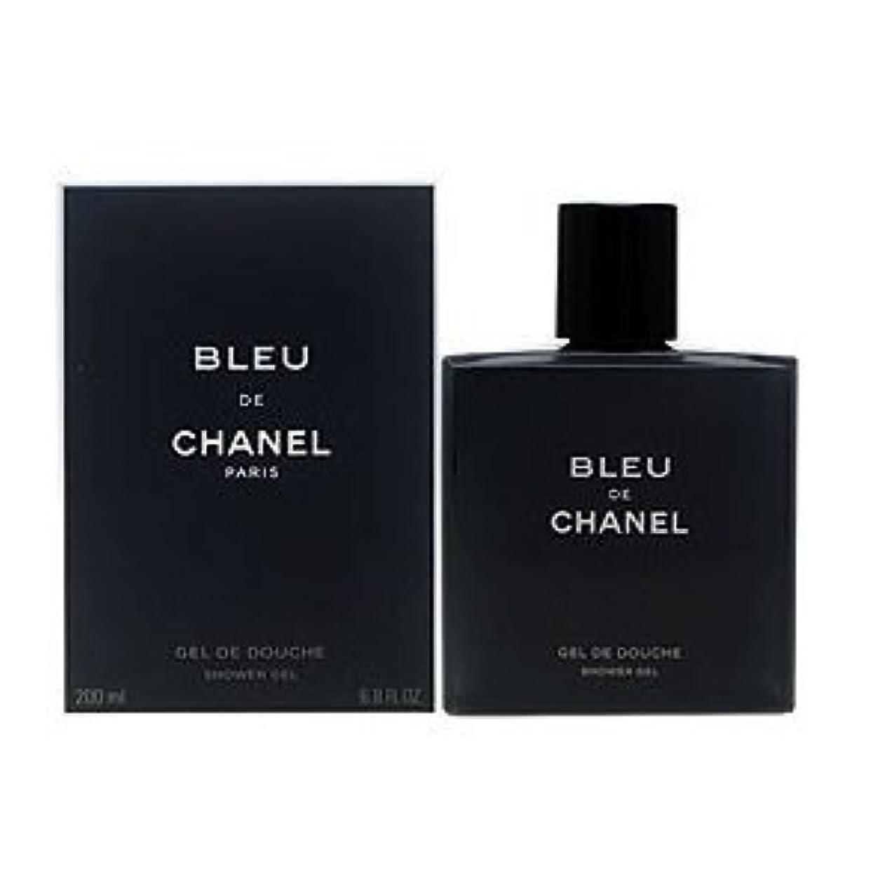 飢え九月特別なシャネル CHANEL ブルー ドゥ シャネル ボディ ウォッシュ 200ml