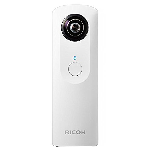 RICOH デジタルカメラ RICOH THETA m15 (ホワイト) 全...