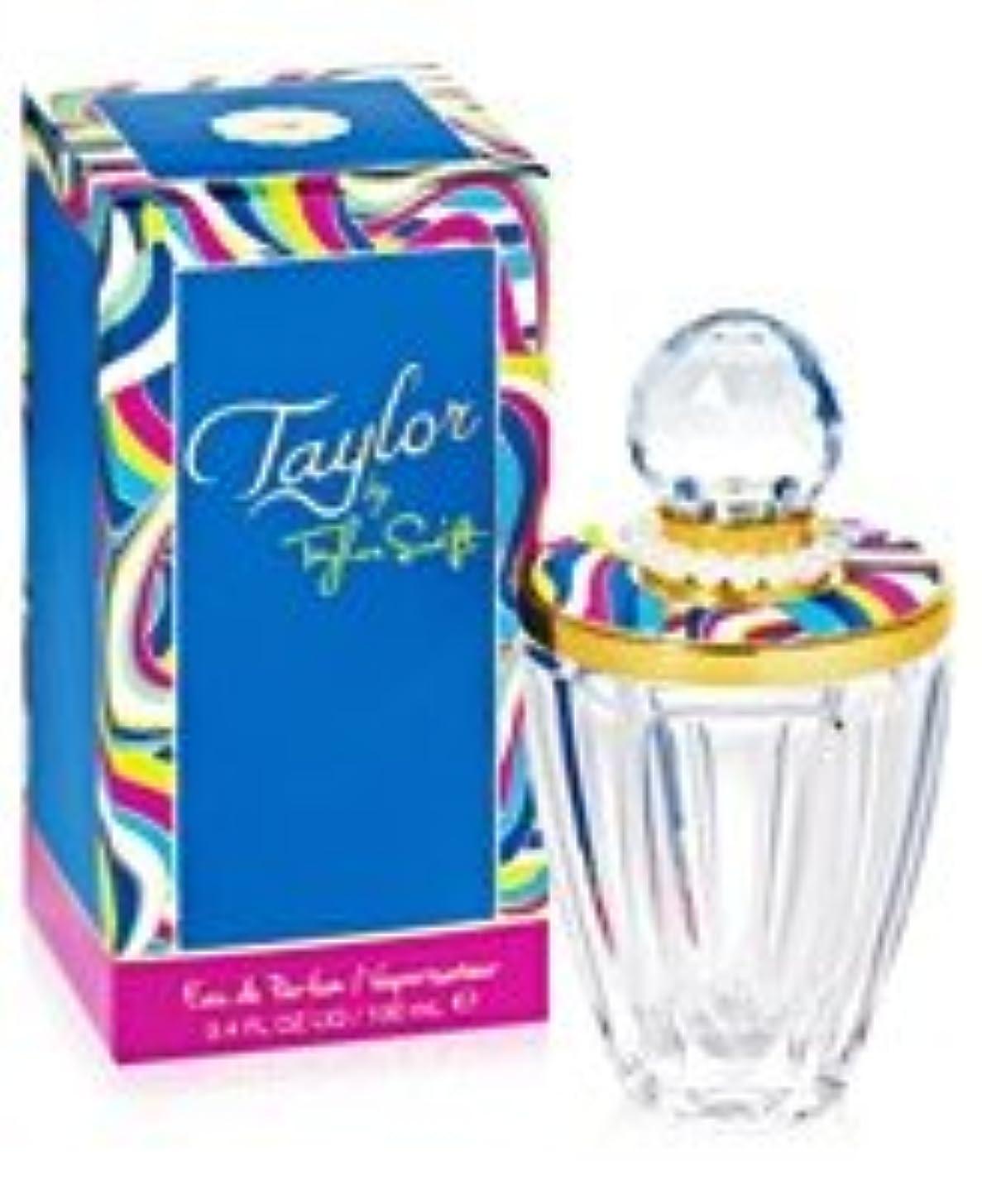 気絶させるスクワイアリンクTaylor (テイラー) 3.4 oz (100ml) EDP Spray by Taylor Swift for Women