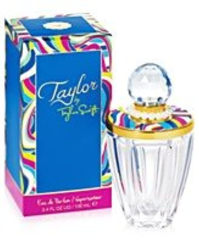 ラテンカニカールTaylor (テイラー) 3.4 oz (100ml) EDP Spray by Taylor Swift for Women