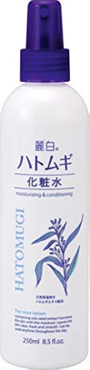 長さ土興奮麗白 ハトムギ 化粧水 ミストタイプ × 10個セット
