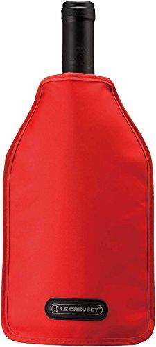 ルクルーゼ アイスクーラースリーブ WA126 チェリーレッド 59142-01-06 【日本正規販売品】