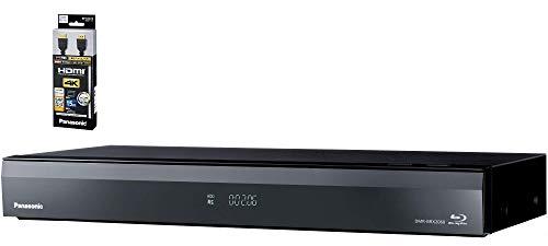 パナソニック 2TB 7チューナー ブルーレイレコーダー 全録 6チャンネル同時録画 4Kアップコンバート対応 全自動 おうちクラウドDIGA DMR-BRX2060 + HDMIケーブル 1.5m セット