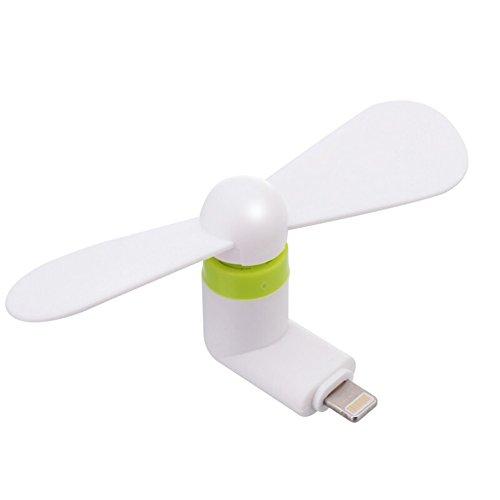 Impression 1X スマホ用 USB/Type-C/iPhone/Android 対応 扇風機 ポータブル 小型 扇風機 省エネ 静音 小型...