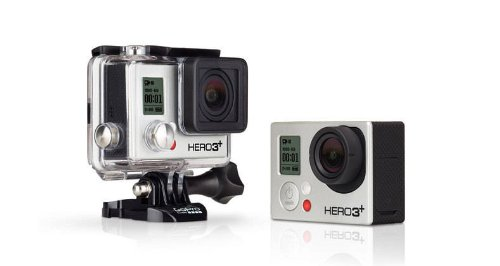【国内正規品】 Go Pro ウェアラブルカメラ HERO3+ ブラックエディション アドベンチャーCHDHX-302-JP