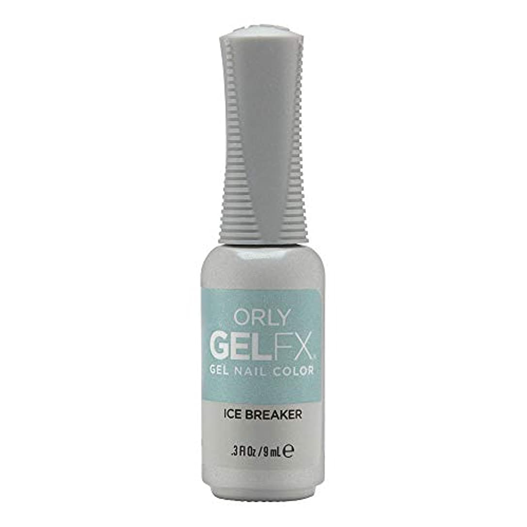 貫通する乳剤アクティビティOrly Gel FX - Arctic Frost Winter 2019 Collection - Ice Breaker - 0.3oz / 9ml