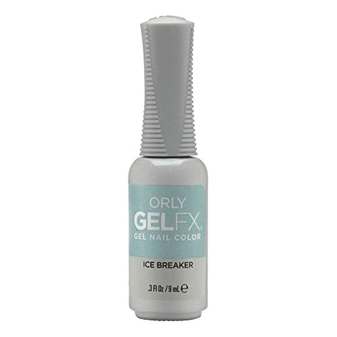 ゲート不完全石のOrly Gel FX - Arctic Frost Winter 2019 Collection - Ice Breaker - 0.3oz / 9ml