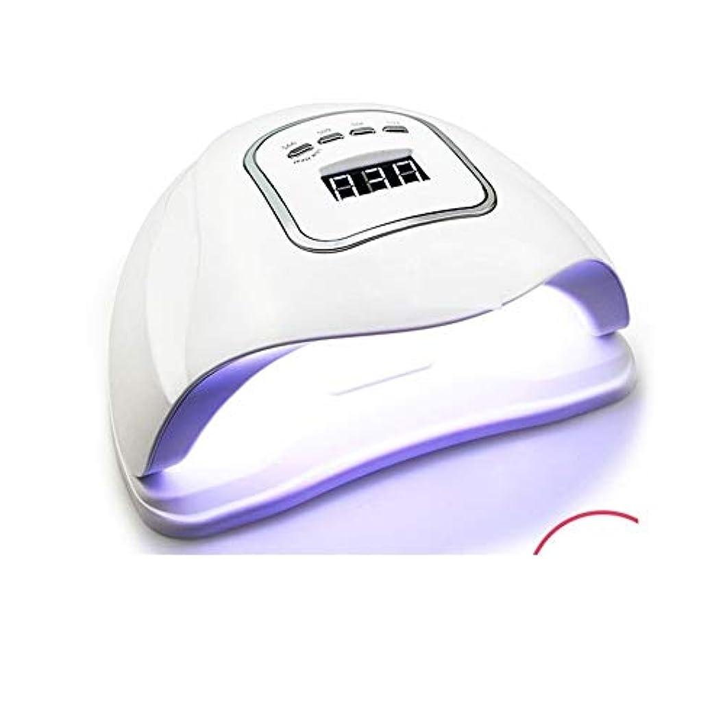 アーチ降雨適応するLittleCat ネイルセンサー120Wの熱ランプライトセラピー機ドライヤープラスチック速乾性ネイルポリッシュ工作機械のLEDライト (色 : American standard flat plug)