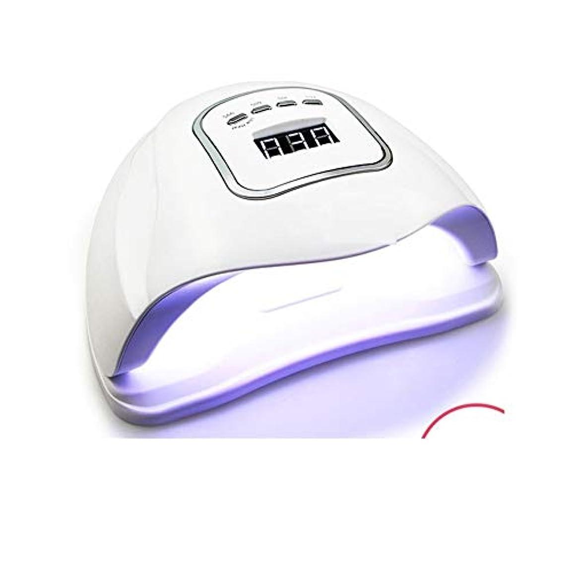 意見プライムルネッサンスLittleCat ネイルセンサー120Wの熱ランプライトセラピー機ドライヤープラスチック速乾性ネイルポリッシュ工作機械のLEDライト (色 : American standard flat plug)