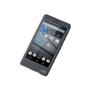 SONY NW-F880シリーズ専用 シリコンケース ブラック CKM-NWF880/B
