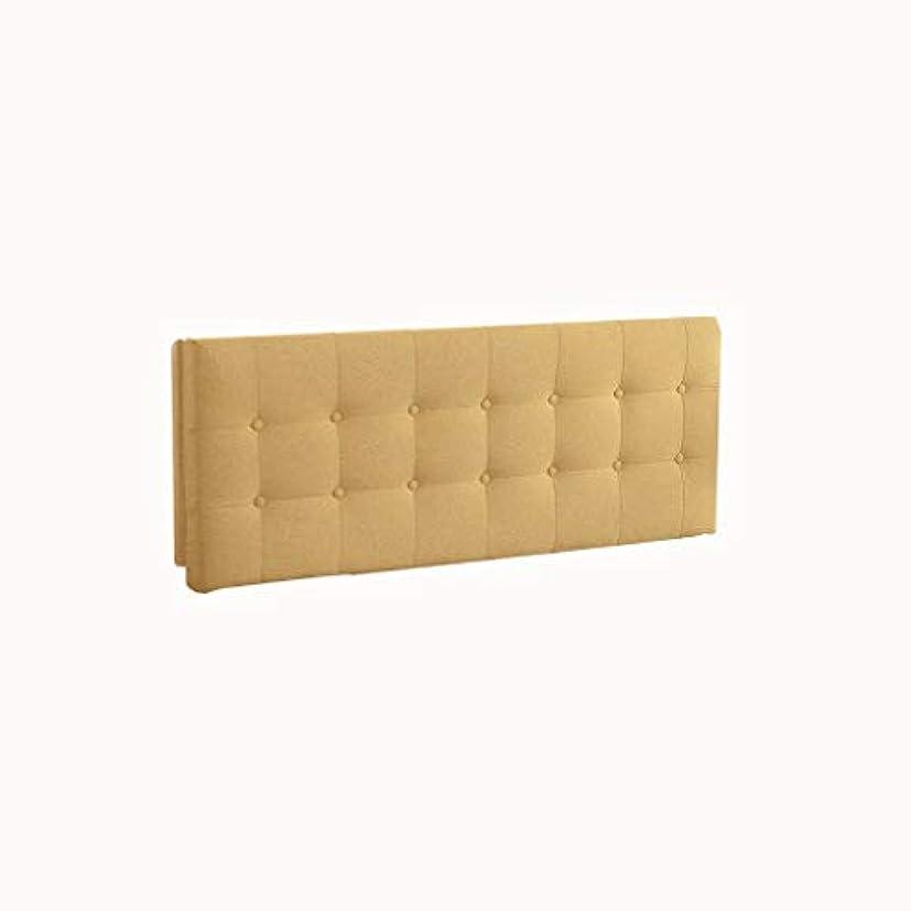 受け皿足首捨てる枕取り外し可能で洗えるベッドヘッド大背もたれヘッドボードソフトバッグクッションソフトパックベッドカバー (色 : 2, サイズ さいず : 180*60*5cm)