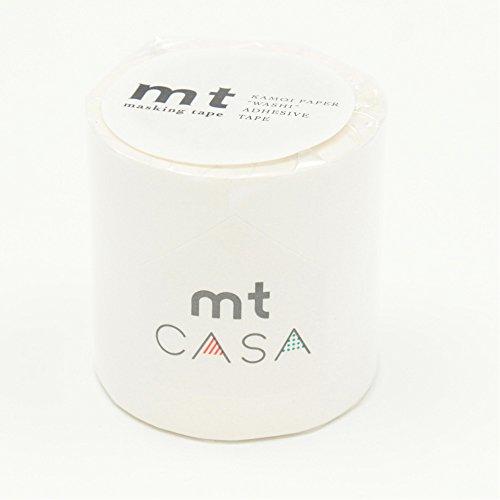 RoomClip商品情報 - カモ井加工紙 マスキングテープ mt CASA 50mm 50mm幅×10m巻き マットホワイト MTCA5086