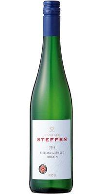 ■ゲブリューダー シュテッフェン シュテッフェン リースリング SPAT トロッケン[2015]白(750ml) Weinhaus Gebr. Steffen GmbH Steffen Riesling Spatlese Trocken[2015]【S】