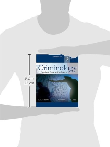 emancipation thesis criminology The geography of crime has a history in criminology that repeatedly finds a clustering of crime in time and space research in this field explores spatio-temporal patterning by studying who commits crimes, and why and when they commit crimes more in some parts of a city.